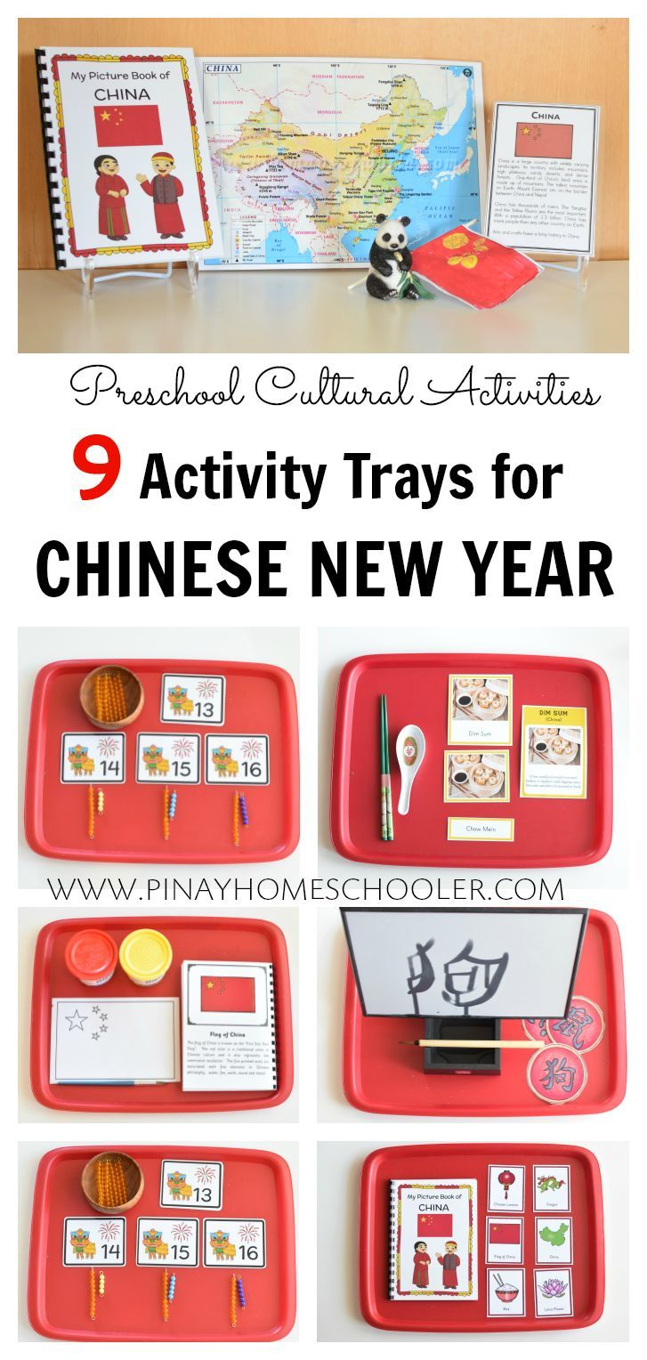 Preschool Activities For The Chinese New Year Chinese New Year Activities New Years Activities Chinese New Year Crafts