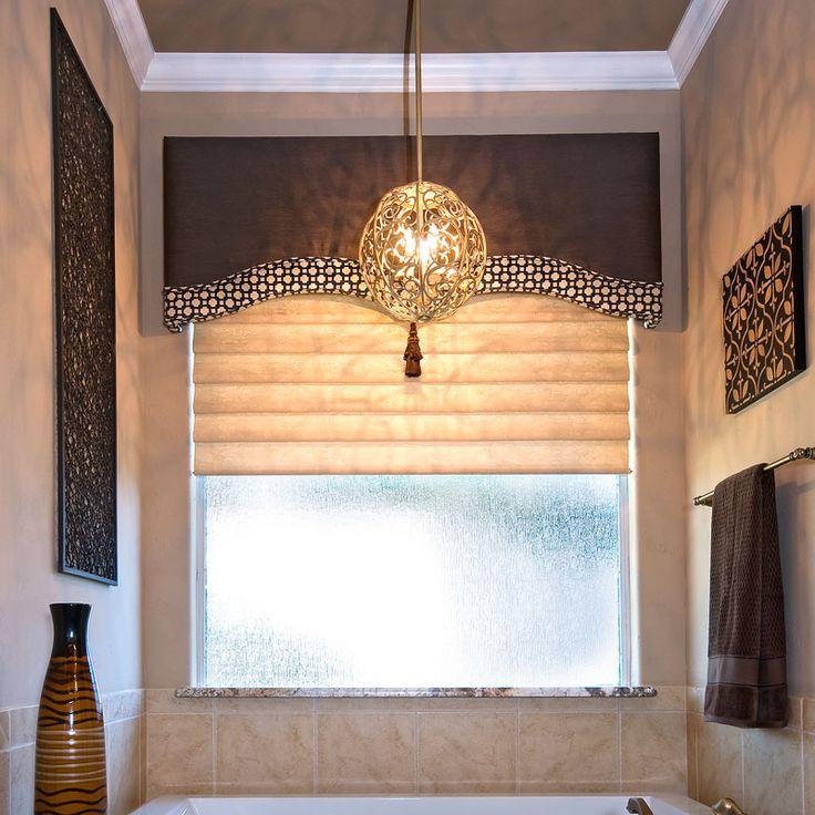 Best 25+ Bathroom Window Treatments Ideas On Pinterest