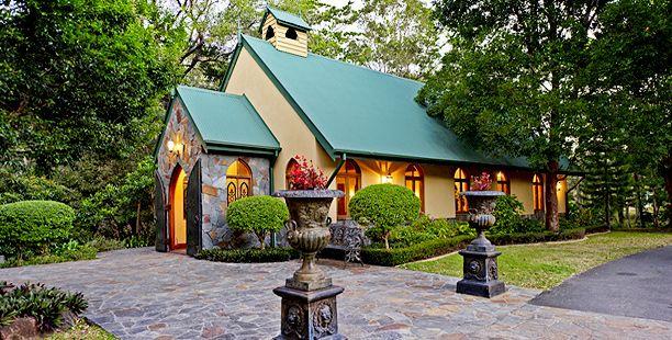 Coolibah Downs wedding Chapel