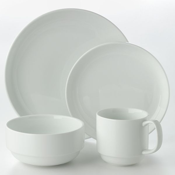 Food Network Stackable Dinnerware Collection $19.99-$29.99 & 74 best Obsessed