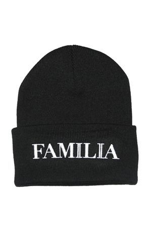Familia Beanie (Black) by IMPRM
