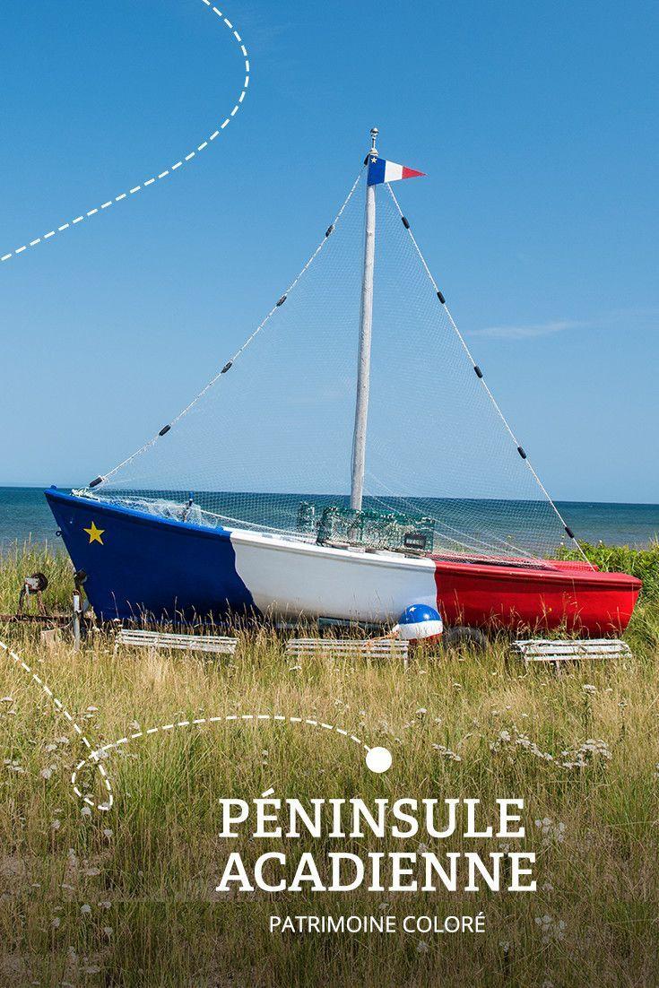 La virée Acadienne   Arrêt no 4 - PÉNINSULE ACADIENNE : Perchée au-dessus des eaux chaudes du golfe du Saint-Laurent, cette région animée déploie des charmes côtiers et culturels imprégnés de l'esprit de l'Acadie.