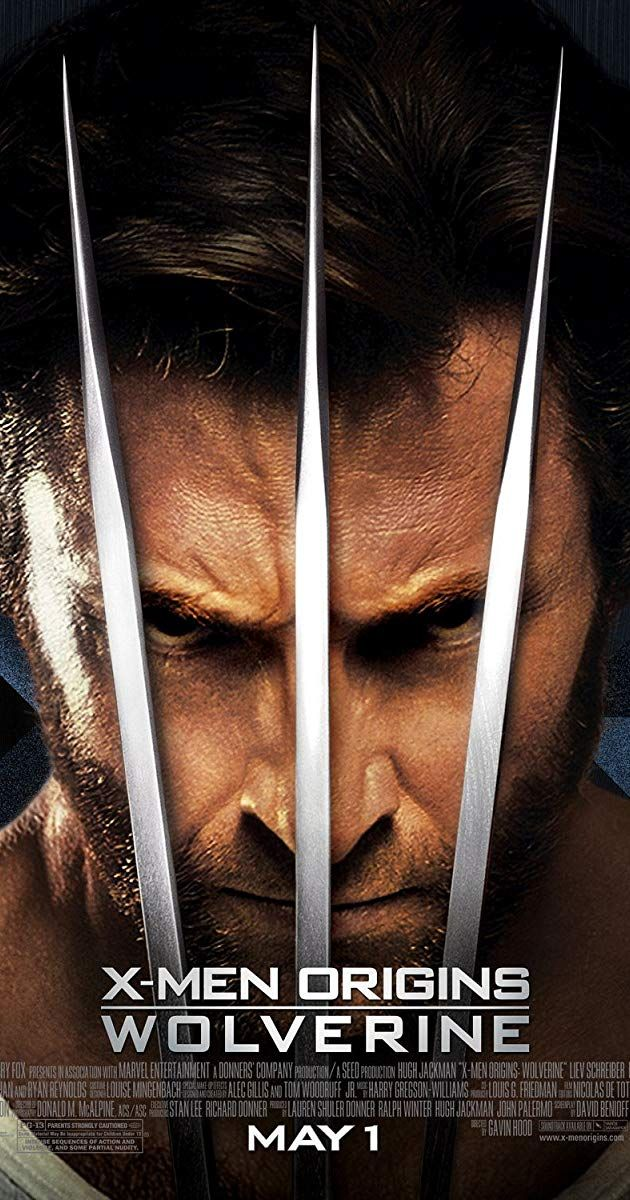 X Men Origins Wolverine Such A Sick Flick Wolverine Movie Man Movies X Men