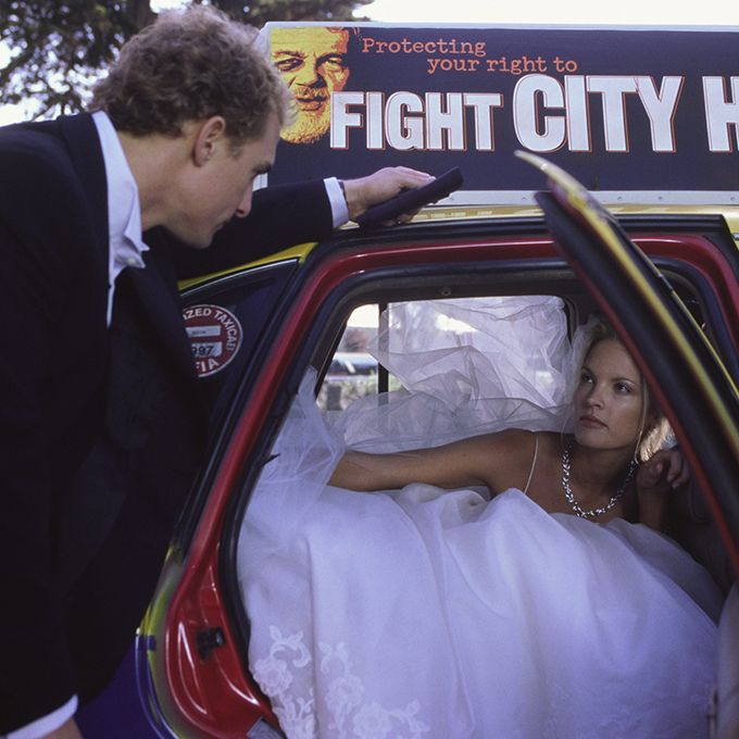 The Wedding Planner Fran Donollys Bridgette Wilson Sampras