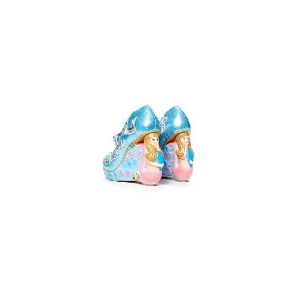 Irregular Choice 'Hoppity mint green, quirky bunny pump ❤ liked on Polyvore featuring shoes, pumps, irregular choice shoes, mint pumps, mint shoes, irregular choice and mint green shoes