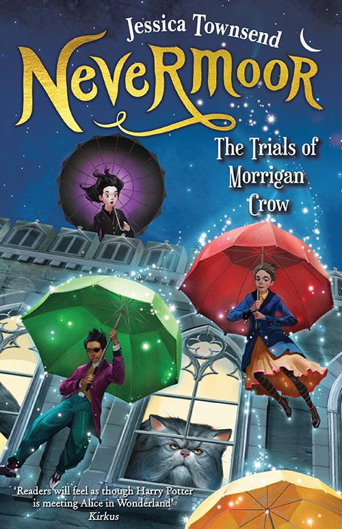 Nevermoor by Jessica Townsend - Book Review