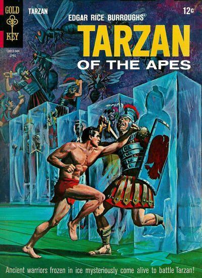 Komiks porno Tarzan