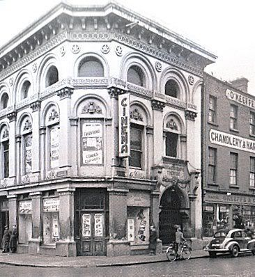 "Mary Street Cinema,"" The Maro"",  Dublin 1950s"