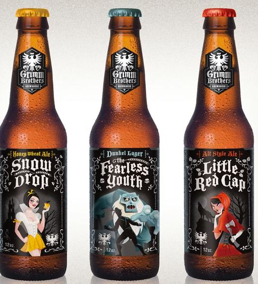 Grim Brothers.. Beer? Hm alright.