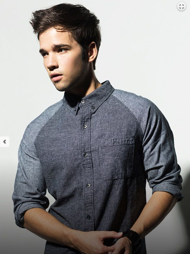 17 best images about nathan kress on pinterest models. Black Bedroom Furniture Sets. Home Design Ideas