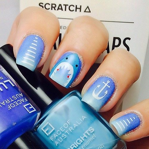 437 best Spring and Summer Nails images on Pinterest | Nail design, Nail  scissors and Cute nails - 437 Best Spring And Summer Nails Images On Pinterest Nail Design