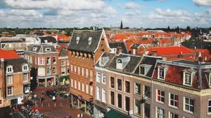 View of Leiden, South Holland - © Epicantus/Flickr (CC BY)