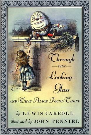 Through the Looking-Glass and What Alice Found There: Worth Reading, Glasses, Books Worth, Alice, Children S Books, Lewis Carroll
