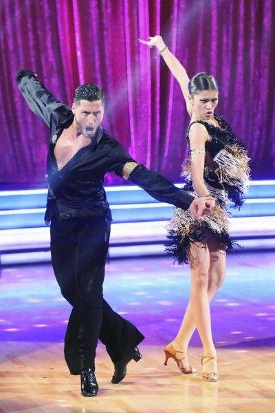 Dancing with the Stars Season 16, Week 6: Zendaya & Val