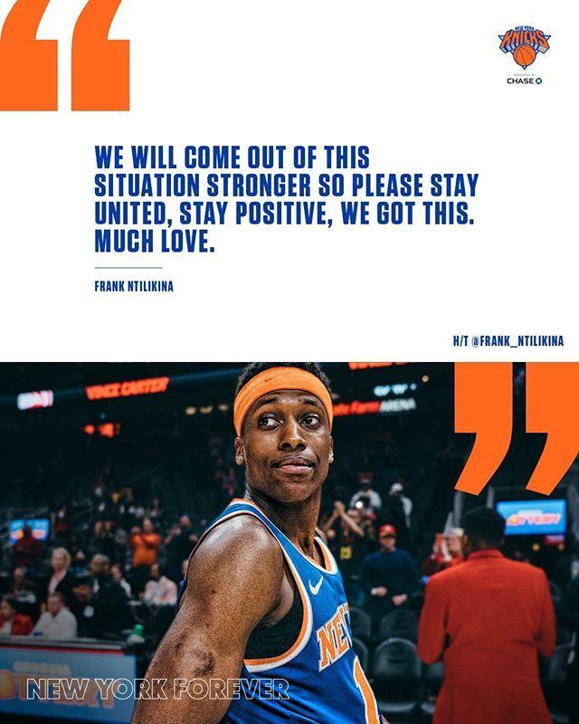 New York Knicks In 2020 New York Knicks Nba New York Knicks