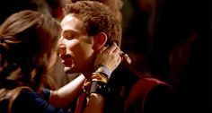 """His kissing skills rival those of George Clooney. 