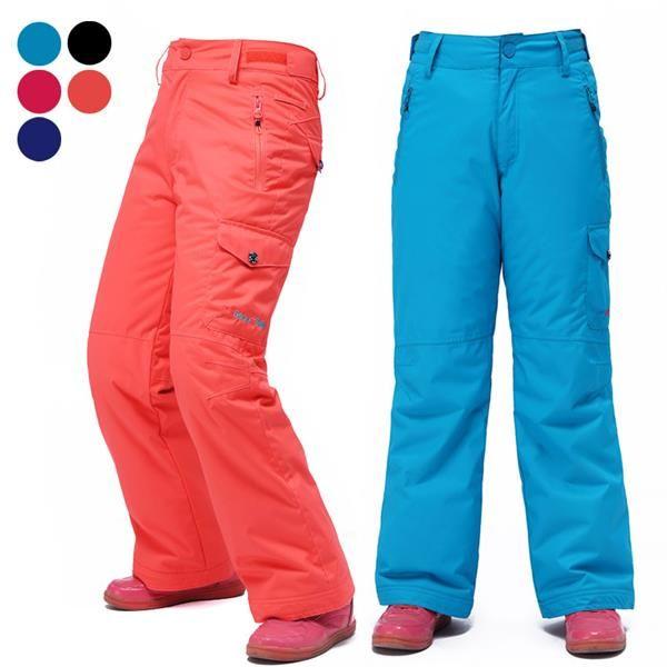 Лыжные брюки от снега