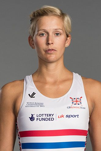Vicky Thornley - Rowing. - Women's double.