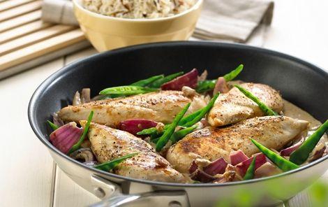 Kylling - Opskrifter - Arla
