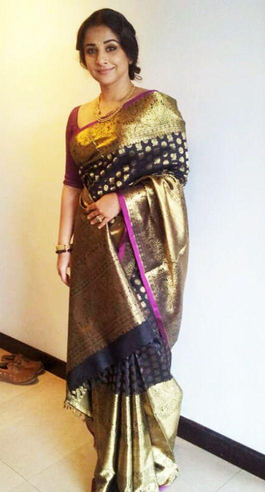 I'm gonna get me a gaurang shah saree some day ;)