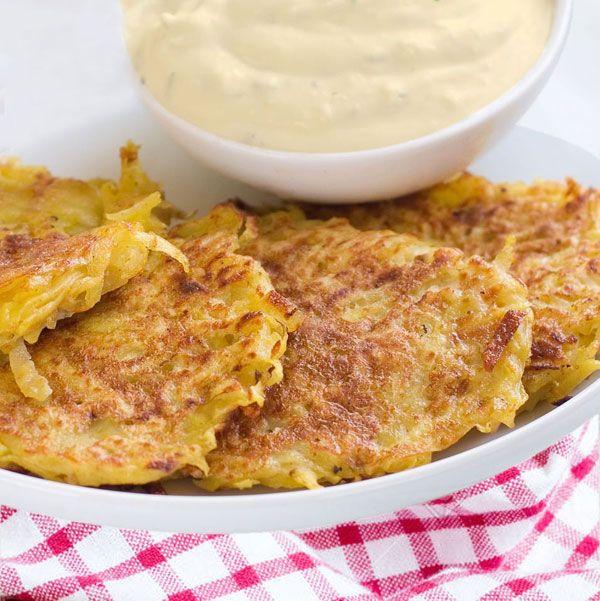 Rosti de patatas | DIVINA COCINA | Bloglovin'