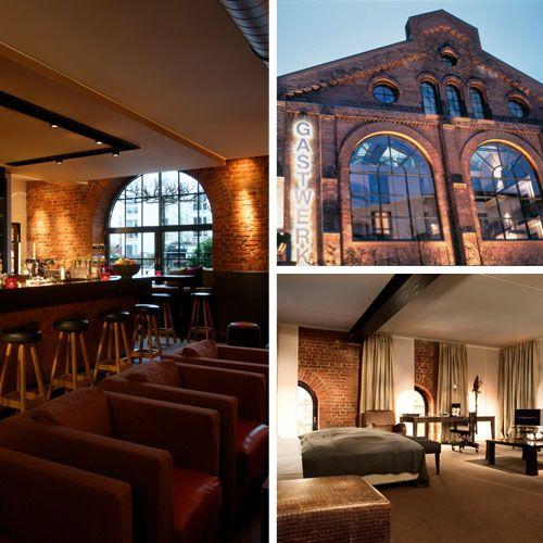 Highlights in Hamburg: 1. Übernachten im Hotel Gastwerk