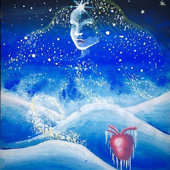 Winter of the soul and frozen heart
