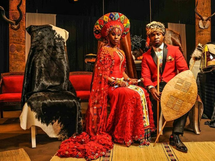 Zulu Wedding | South Africa Is Lit