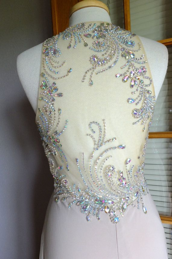Wedding dress Sparkling Stone Daring by RetroVintageWeddings, $599.00