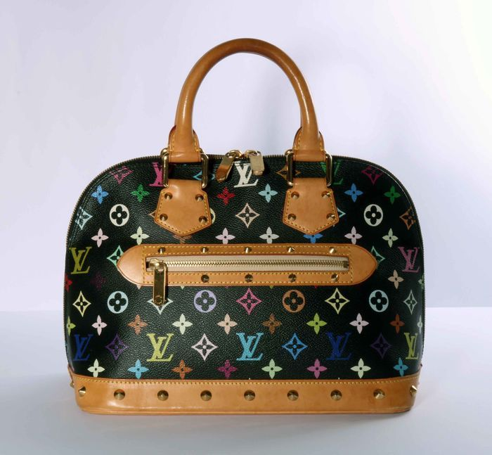 Catawiki online auction house: Louis Vuitton – Model: Alma Limited Edition – With studs