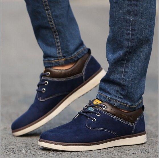 Zapato Tubular Para Hombre