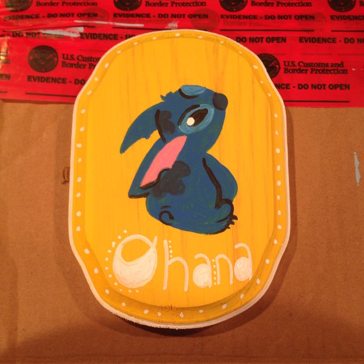 79 best images about lilo stitch on pinterest for Lilo and stitch arts and crafts