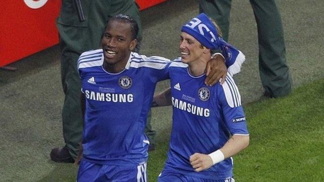 Didier Drogba says Fernando Torres is Chelsea's future