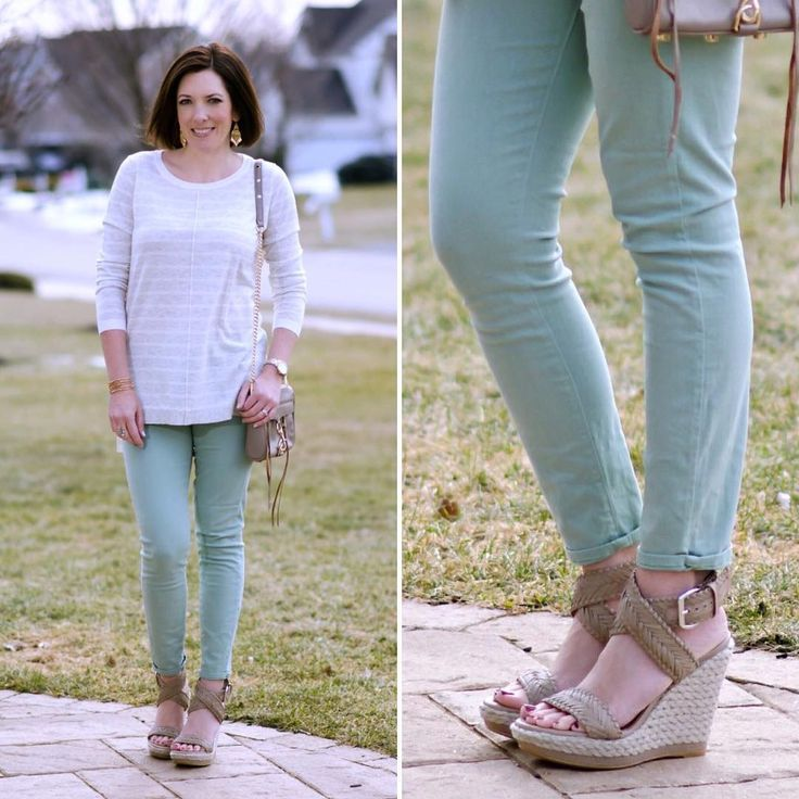 Im talking about how to wear pastel jeans and stylinghellip