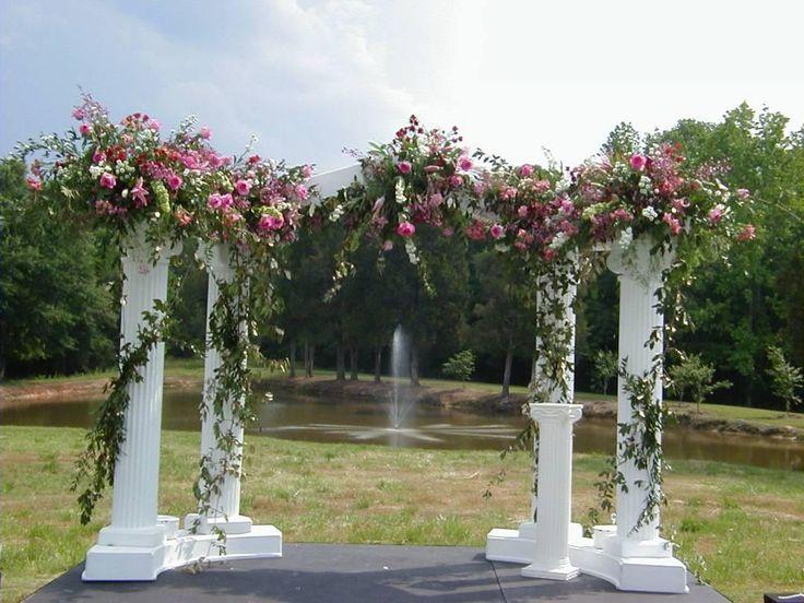 Best 25+ Indoor Wedding Arches Ideas On Pinterest