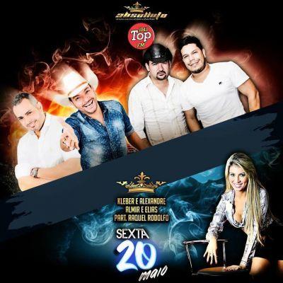 Sexta Sertaneja com Kleber & Alexandre e Almir & Elias http://www.baladassp.com.br/balada-sp-evento/Absolluto-Club/209