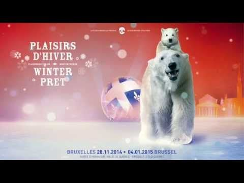 Winterwonders - Welcome to the Christmas Market in Brussels
