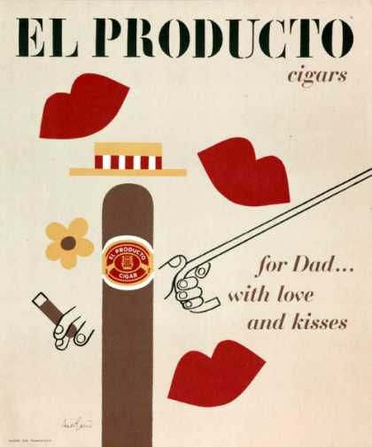 Paul Rand c. 1955 awwww! i printing this out for dad for a christmas card!!