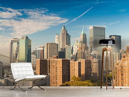 Fotomural Horizonte de Nueva York