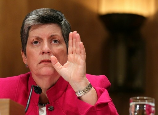 hot topic during the hearing was the Obama administration's decision to selectively enforce immigration laws: American Traitor, Homeland Security, Obama Administration, Santa Barbara, Court Rules, Janet Napolitano, Conservation Parties, Conservation States, Obama Dhs