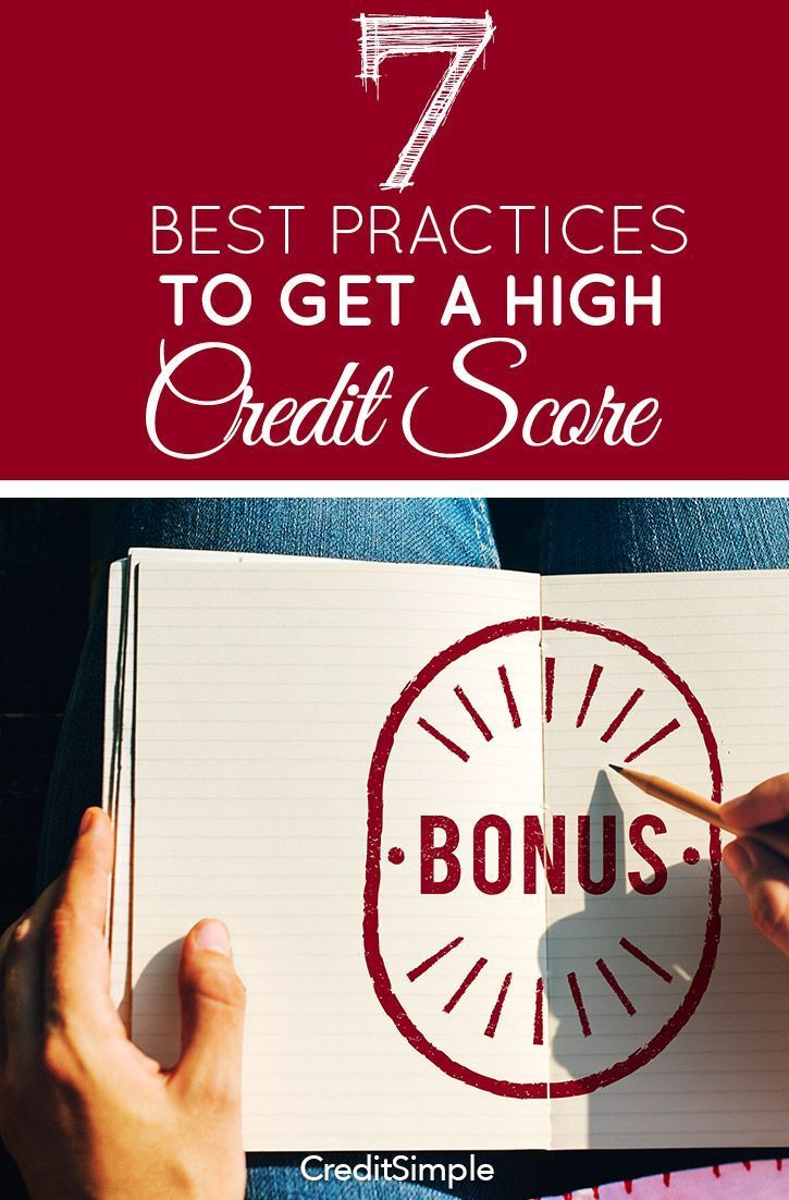 Raise your credit score with these 7 best practices. Number 2 is so obvious!