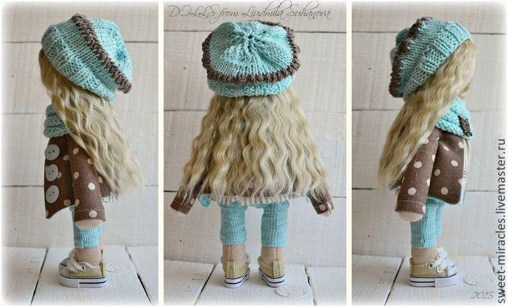 Купить Выкройка Куклы -Малышки и Одежды - разноцветный, выкройка, выкройки, выкройки одежды, выкройка куклы