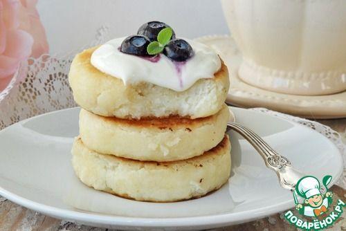 Сырники из творога по ГОСТу - кулинарный рецепт