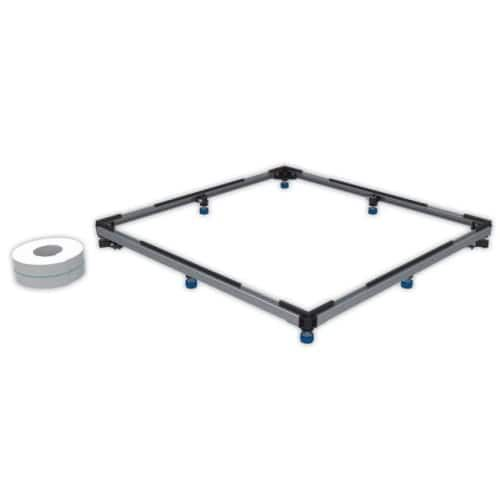 Kaldewei 5300-2 Shower Pan Frame Kit, Green