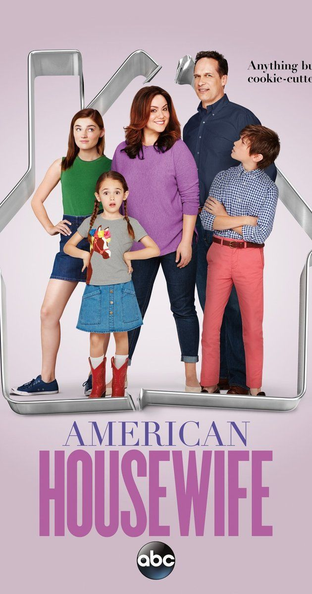 Created by Sarah Dunn.  With Daniel DiMaggio, Diedrich Bader, Nathan Caywood, Carly Craig. A family comedy narrated by Katie, a strong-willed mother, raising her flawed family in a wealthy town filled with perfect wives and their perfect offspring.