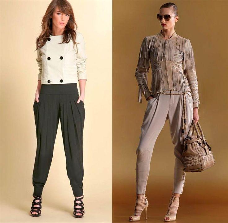 Магазины где продаються женские стильные брюки