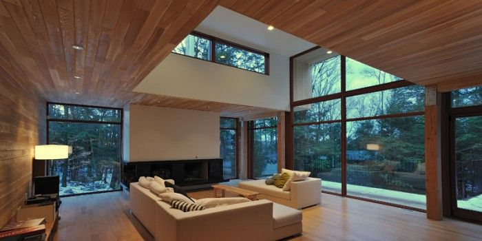 HOUSE IN THE FOREST | Atelier Pierre Thibault