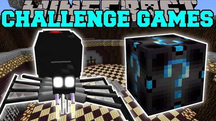 Minecraft: BLACK WIDOW SPIDER CHALLENGE GAMES - Lucky Block Mod - Modded Mini-Game - WATCH VIDEO HERE -> http://philippinesonline.info/trending-video/minecraft-black-widow-spider-challenge-games-lucky-block-mod-modded-mini-game/   The Challenge Games begin and we must destroy the Black Widow! Jen's Channel Don't forget to subscribe for epic Minecraft content! Shirts! Facebook! Twitter! Download Fury Lucky Block Mod: Download Mythical Creatures Mod:  RULES –