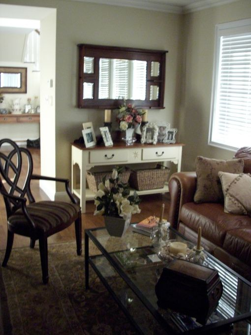 Small Country Living Room Ideas: 24 Best Images About SMALL ROOM DECORATING On Pinterest