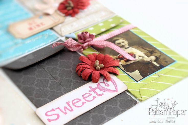 Envelope Sampler Board - Stickers